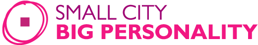 Small City Big Personality Perthshires magazine logo