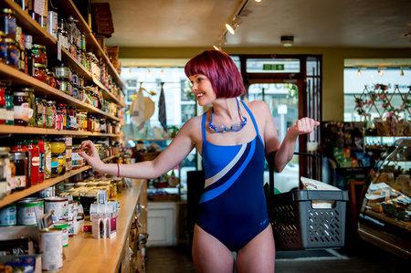 Tanya in Provender Brown Deli in Perth
