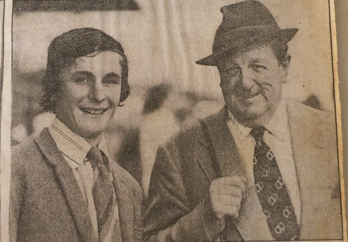 Sam Morshead and Fred Rimmel