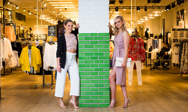 WIN A £200 Shopping Trip at River Island For You And A Friend!