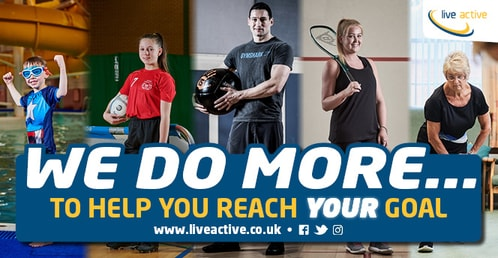 Live Active Leisure - Health & Fitness in Perthshire, Reach Your Fitness Goals, Exercise and Leisure Facilities in Perthshire