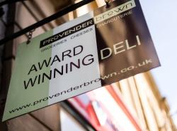 This is the deli you wished you had opened; the one you dream about!  Diane and the team also offer delicous handmade hot soup, fresh coffees and freshly prepared deli sandwiches every day.