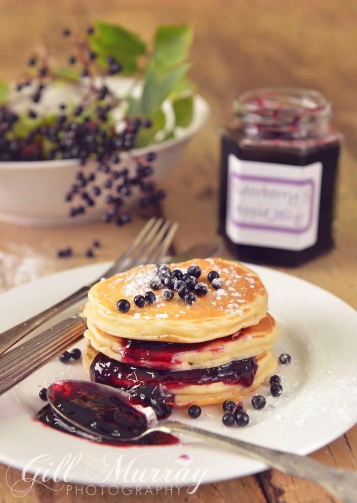 elderberry and apple jelly recipe 5 - Apple Jelly Recipes