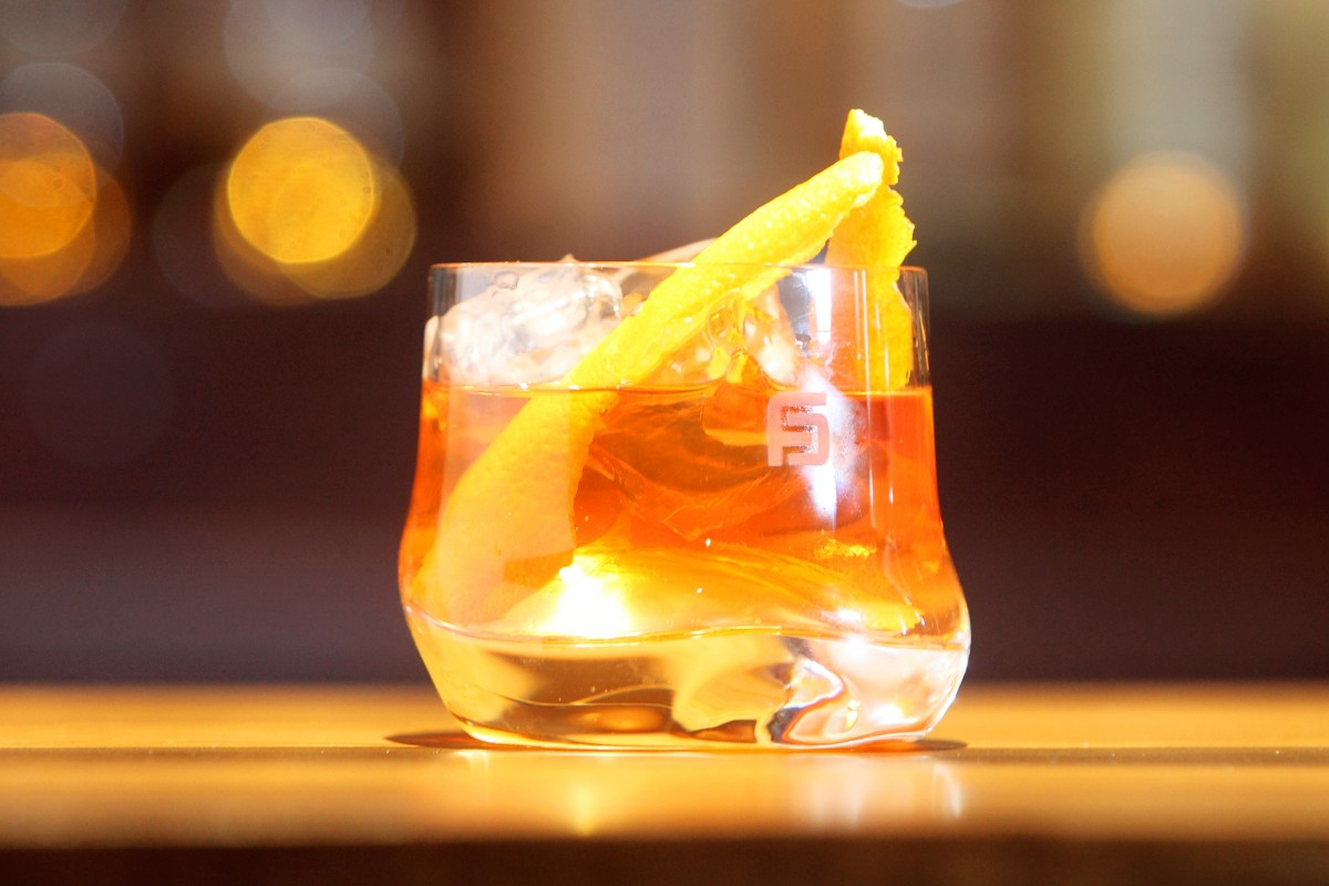 Famous Grouse Whiskey Cocktail