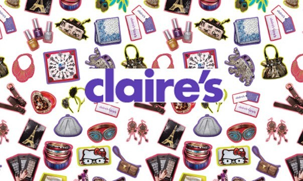 With over 50 years of fashion retailing experience Claire�s is the go-to destination for all the latest, hottest trends in jewellery, accessories and cosmetics.