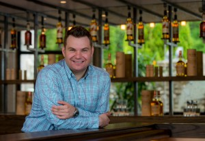 Stuart Cassells GM at Famous Grouse Experience