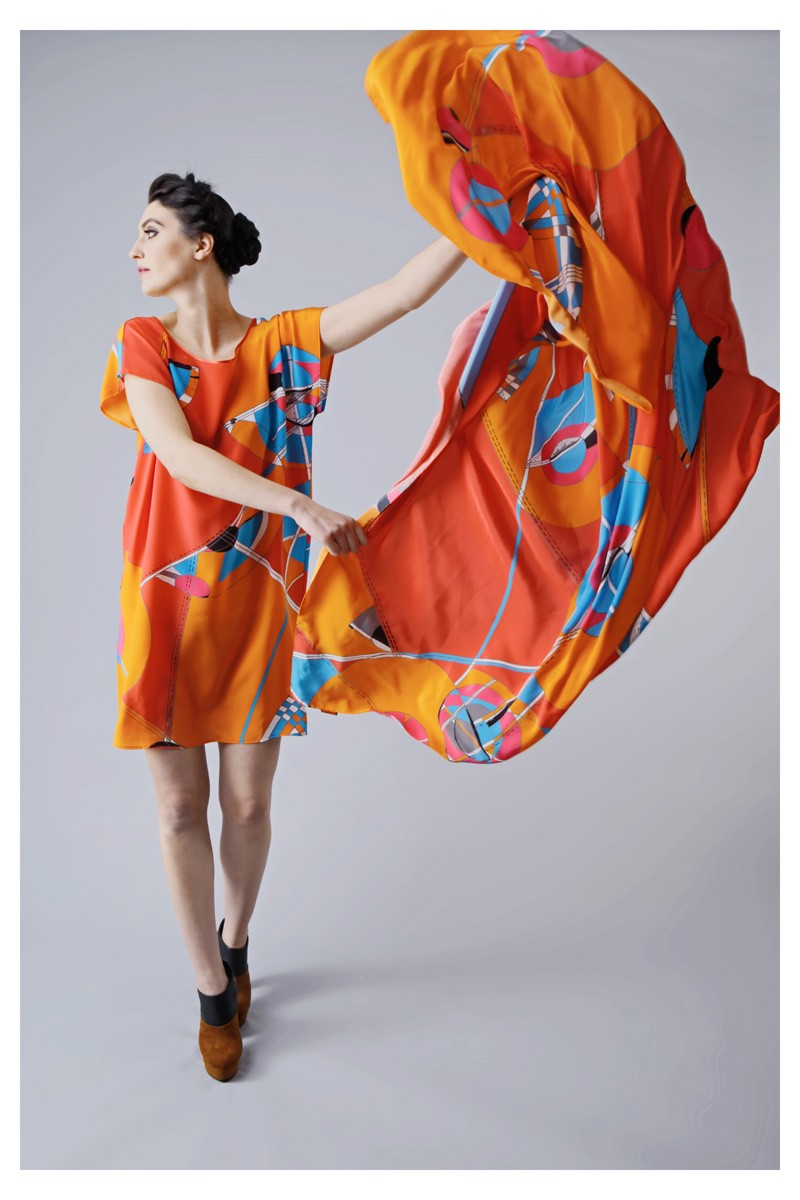 SISI Dresses Distortion Circus