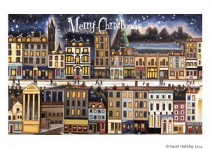 A George Street Inspired Christmas