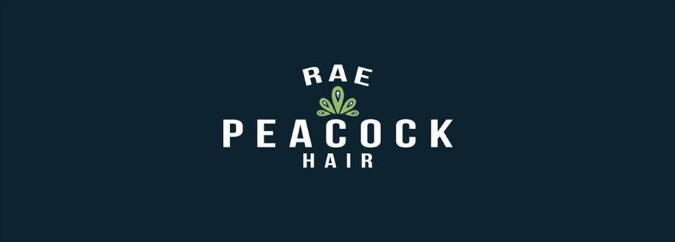 RAE PEACOCK logo