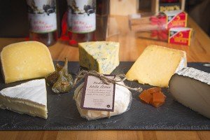 Say Cheese! Diane from Provender Brown creates her dream cheeseboard