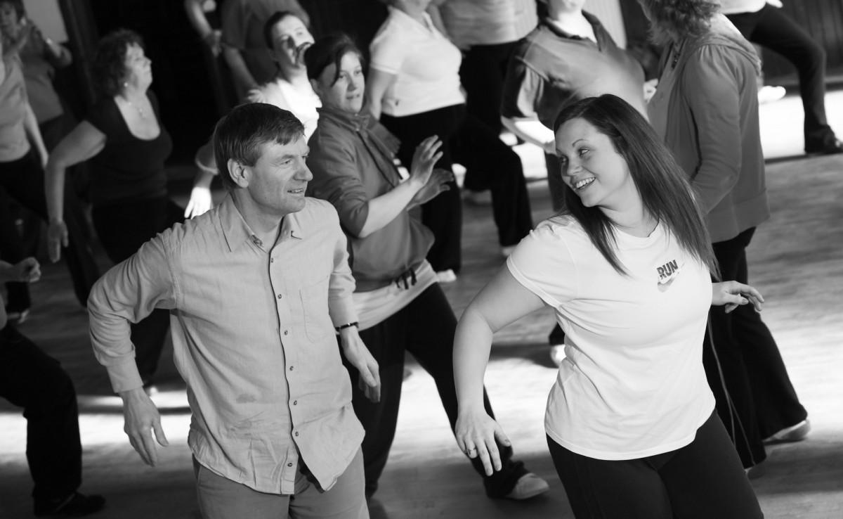 PKAVS Dancing