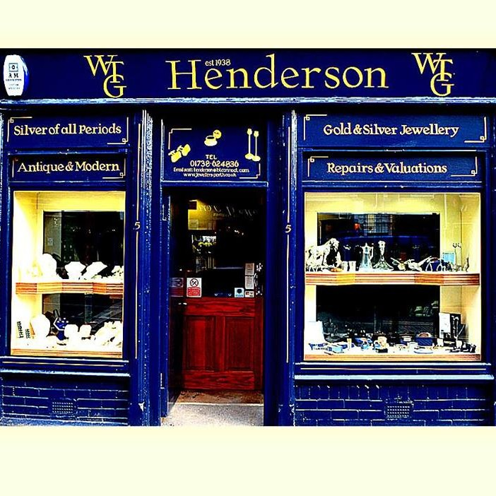 WTG Henderson the Jewellers  is one of Perth's longest standing independent businesses.