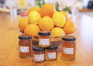 Seville Orange Sweet Marmalade