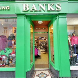 Banks of Perth have been run by the same family since 1831 and is proud to be the oldest independent retailer in Perth.