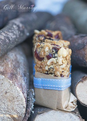 Chew and Chomp Granola Bars