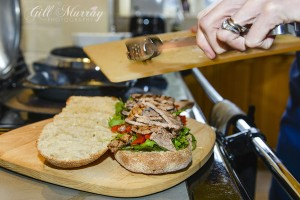 Moving Man's Steak Sarnie