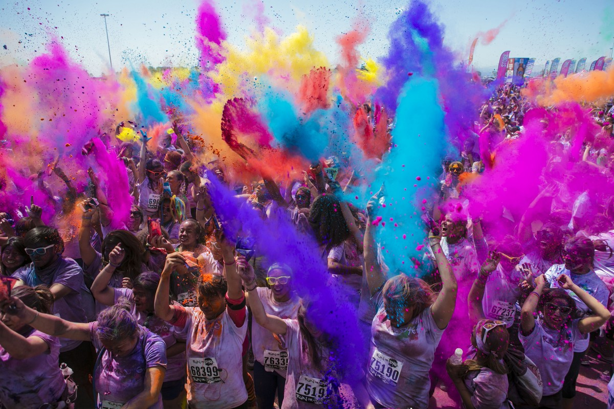 RUN OR DYE one