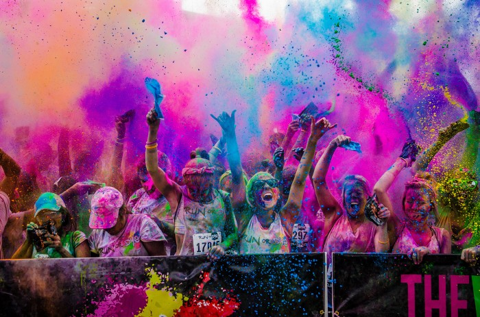 RUN OR DYE three