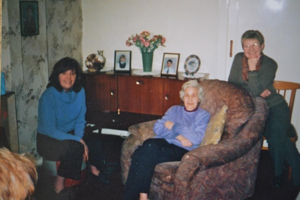 MOTHERS Mum, Nana, Auntie Margaret