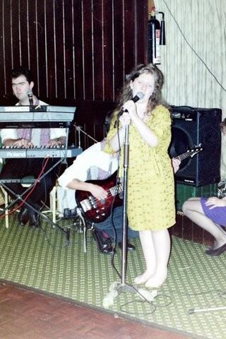 DEBRA young singer