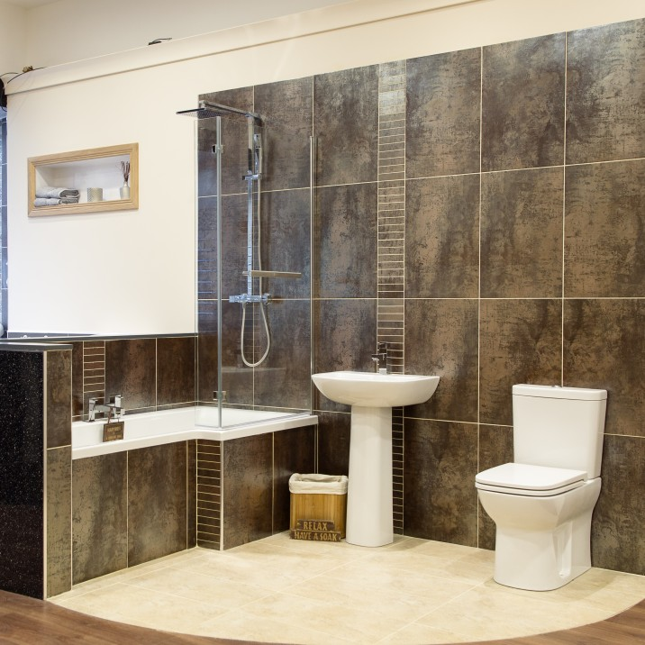Fair bathrooms on big personality perth Bathroom design perth uk