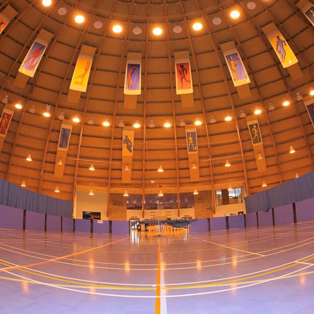 The venue offers a vast range of sporting and non sporting activities.