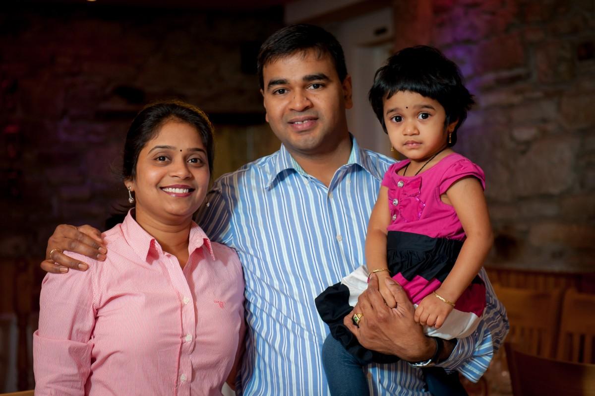 Praveen Family