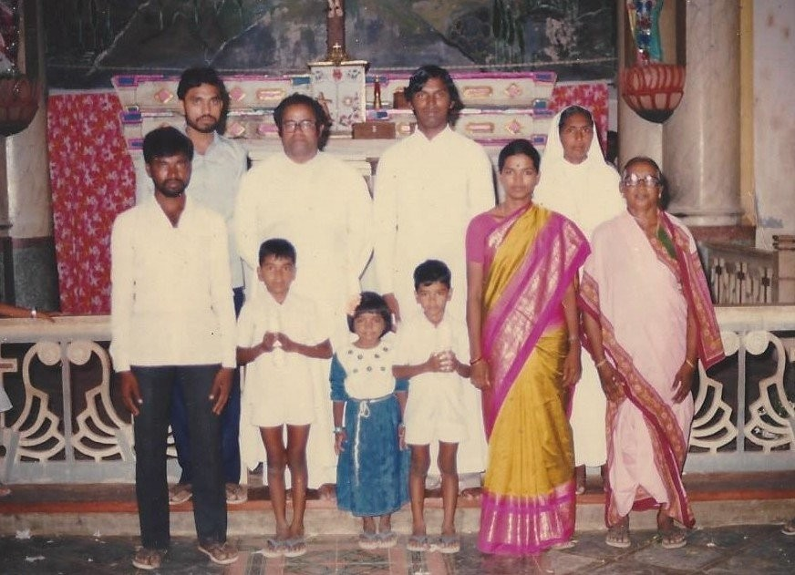 PRAVEEN Indian Family