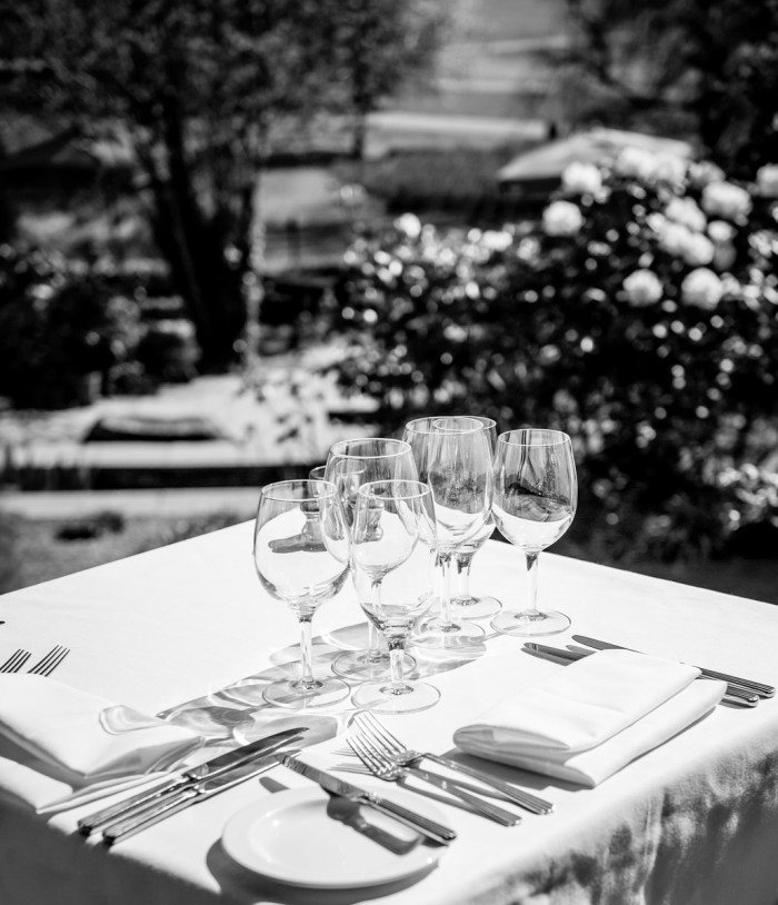 PARKLANDS romantic table