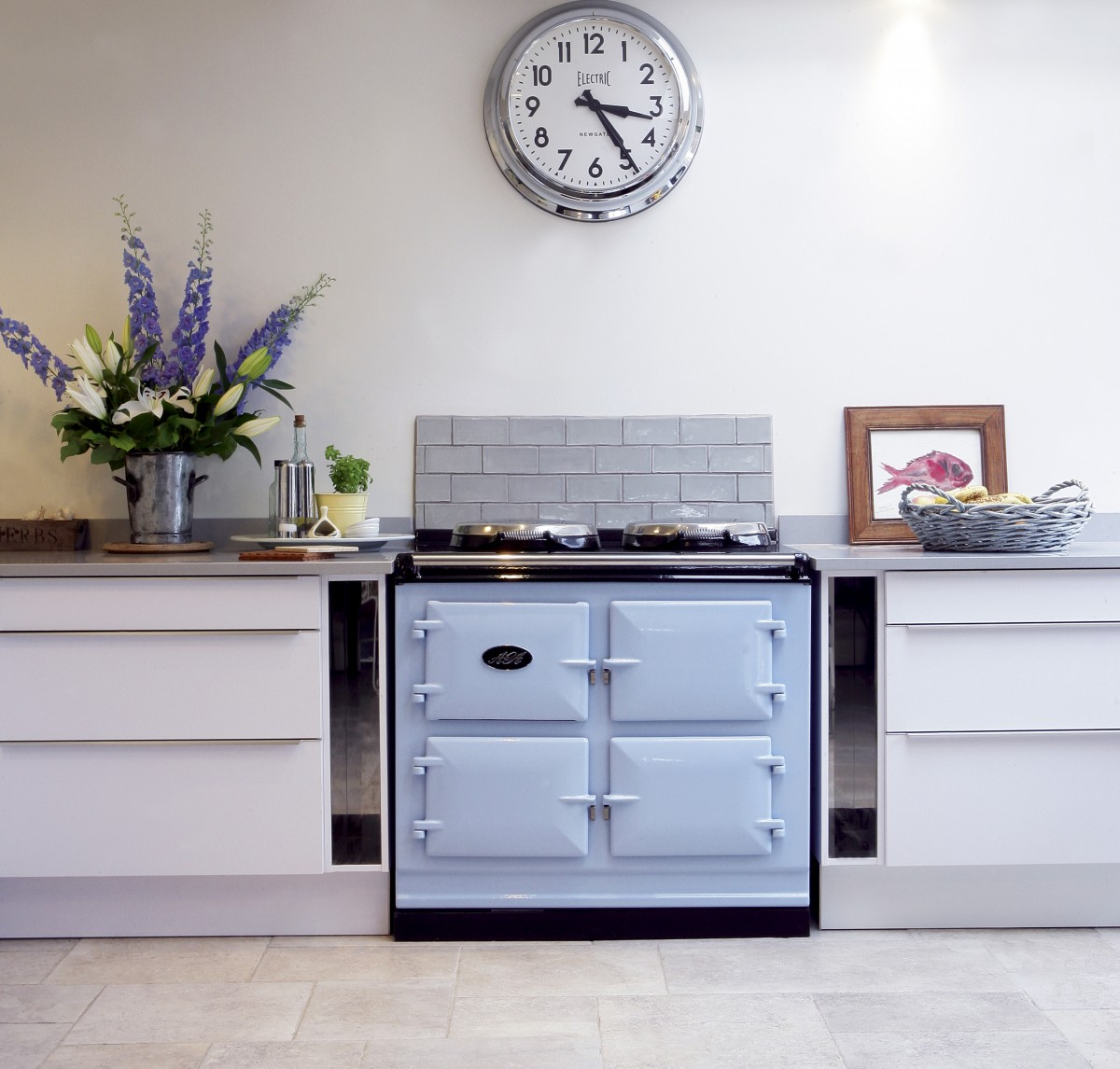 how to cook on an aga
