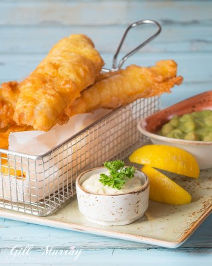 The Tavern & Making the Perfect Fish Beer Batter
