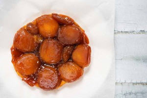 Tart Tatin by Let's Cook Scotland