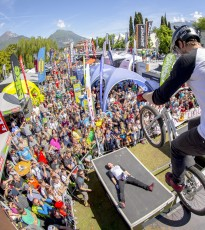 Danny MacAskill Celebrates with Live Active Leisure!