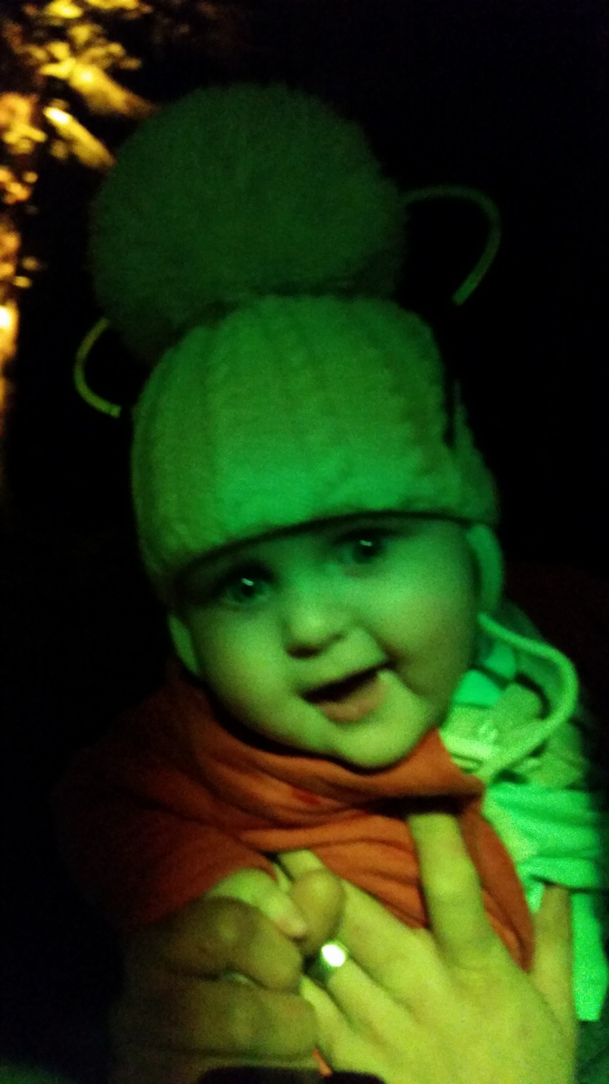 FOREST Freya in lights