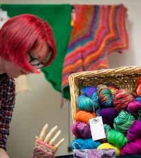 The largest knitter run event in the world.