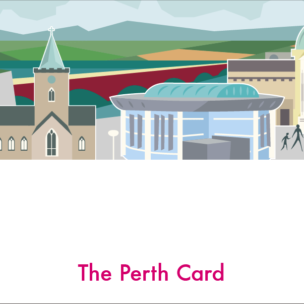 £50 Perth Gift Card To Be Won