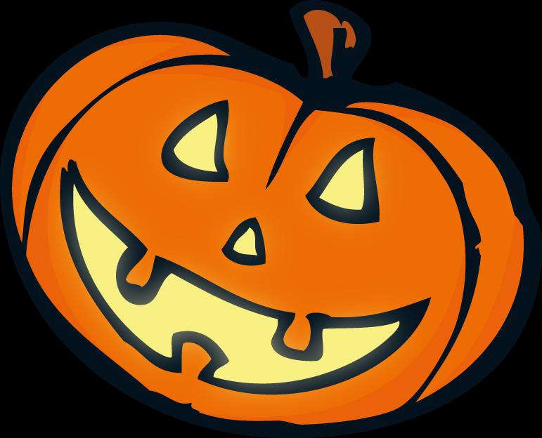 STJ Halloween Pumpkin