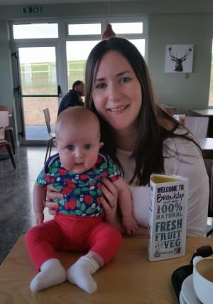 Perthshire's Baby Friendly Cafés