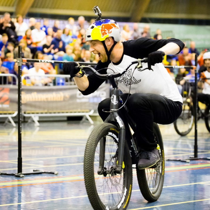 The Danny MacAskill Drop And Roll Tour was the highlight of Live Active Leisure's 50th Celebrations.