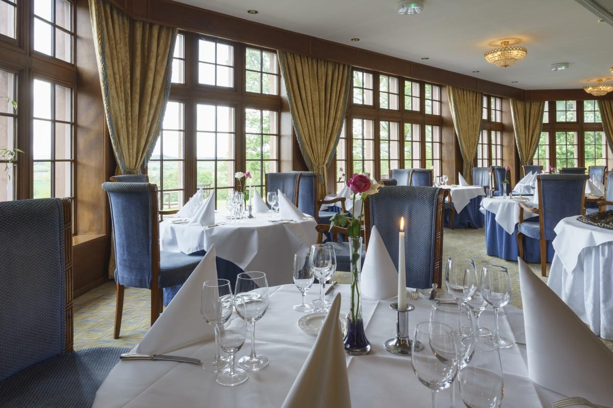 Murrayshall Old Masters Restaurant