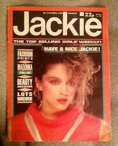 JACKIE Madonna