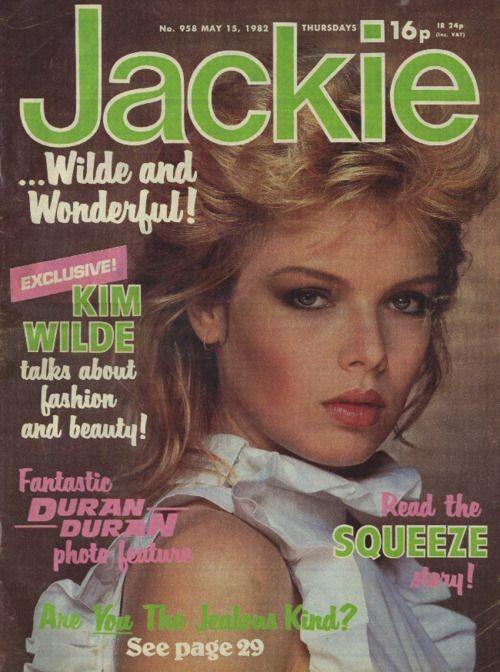 JACKIE Kim Wilde