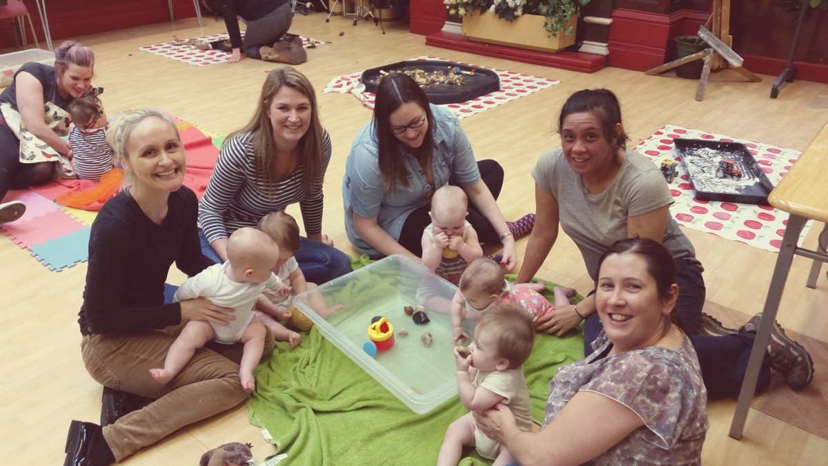 Baby Classes Mucky Pups Article Pic
