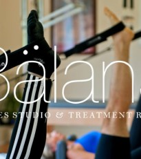 Balans Pilates-The largest Pilates Studio in Scotland. Offering small group classes of Matwork Pilates, Studio Apparatus Pilates and BarreConcept Classes