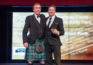 Scottish Thistle Awards Winners