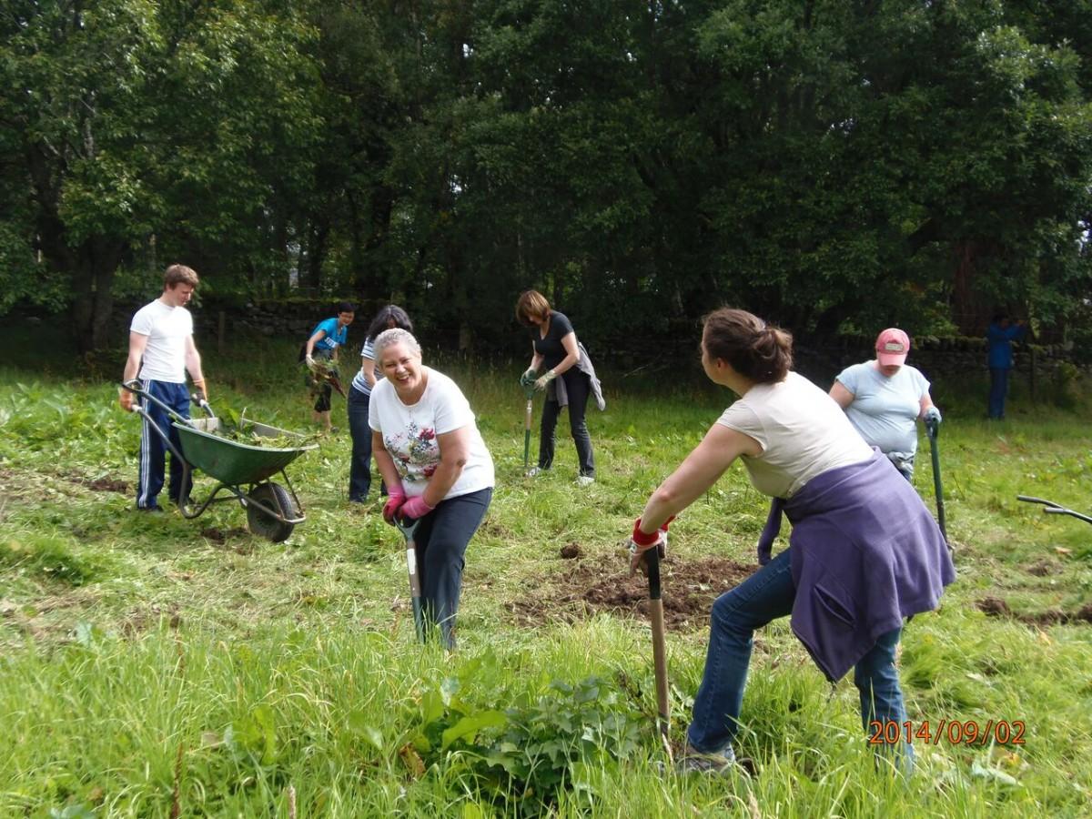 PKAVS Volunteering