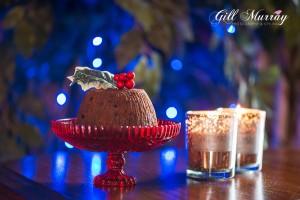 Festive Christmas Pudding