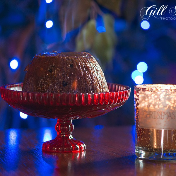 Tempt your tastebuds with this delightful festive Christmas Pudding.