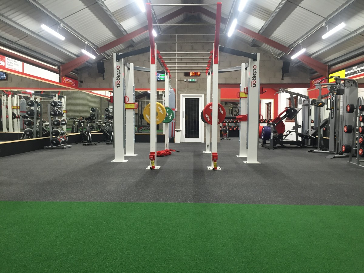 Wellbeing Club300 Octagon Rig