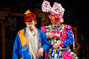 Beauty And The Beast - Perth Panto Style
